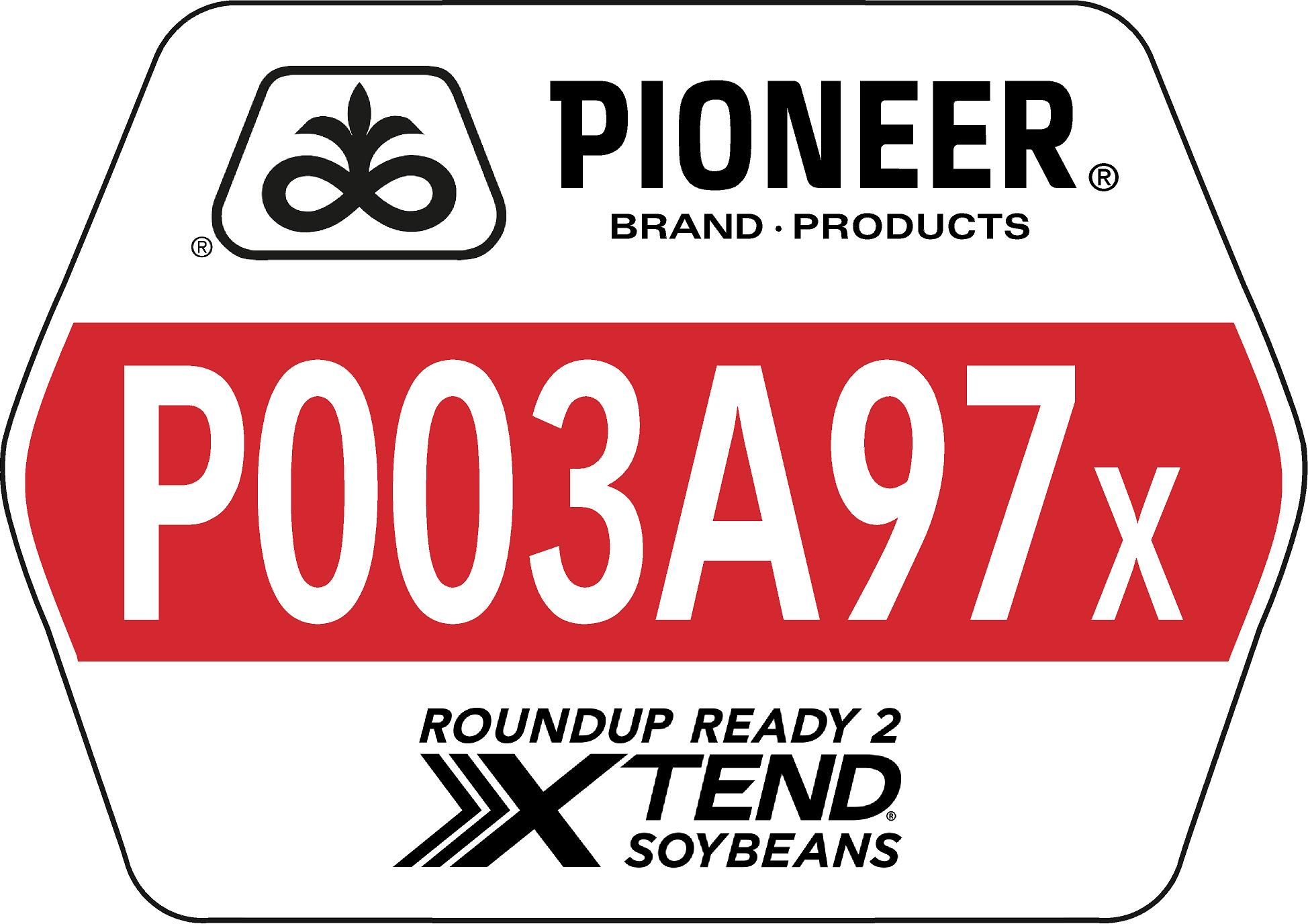 Field Sign - Soybeans - P003A97X