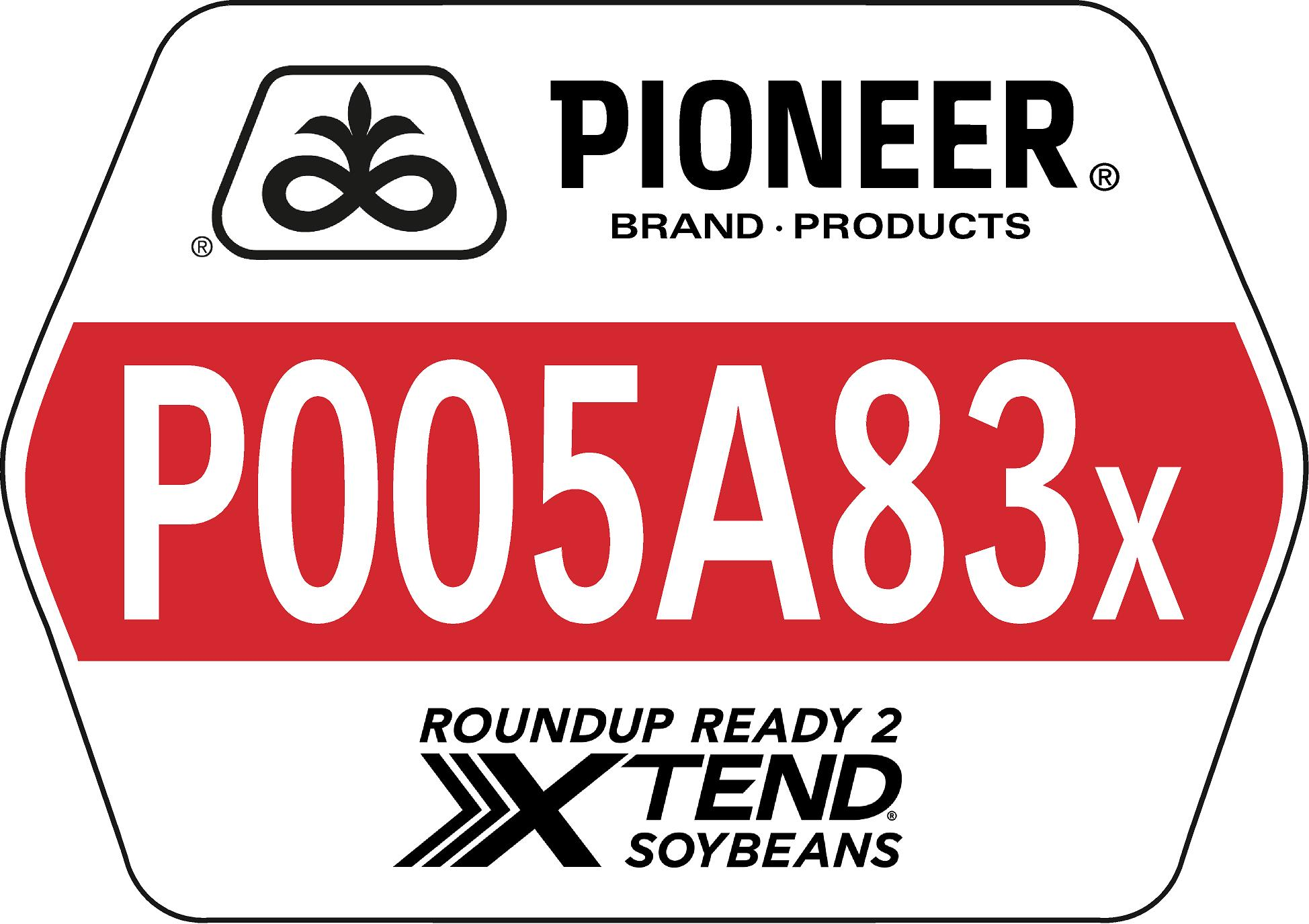 Field Sign - Soybeans - P005A83X
