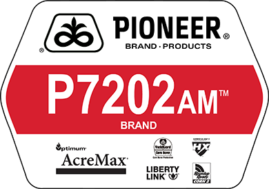 Field Sign > Grain Corn > P7202AM